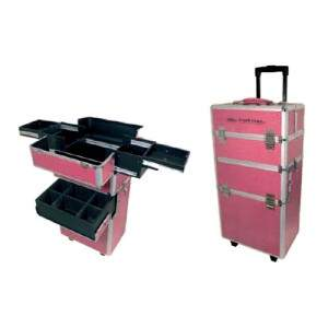 TROLLEY BOX GEL FOR NAIL STAMPA COCCODRILLO PINK 903Kepro