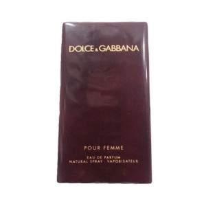 D&G POUR FEMME EDP 50ML 3423473020653Dolce e Gabbana