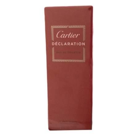 CARTIER DECLARATION EDT VAPO 100ML 3432240002808Cartier