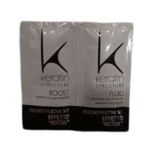BUSTINE KERATIN STRUCTURE BOOST E FLUID 12 ML + 12 ML 50095Edelstein