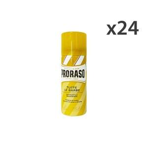 SET 24 PRORASO SCHIUMA DA BARBA NUTRIENTE 50 ML 589632Proraso