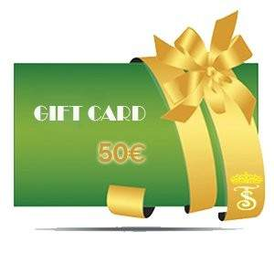 GIFT CARD 50€ GIFT50Teriam