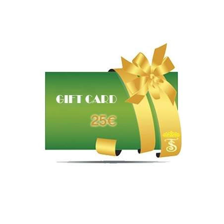 GIFT CARD 25€ GIFT25Teriam